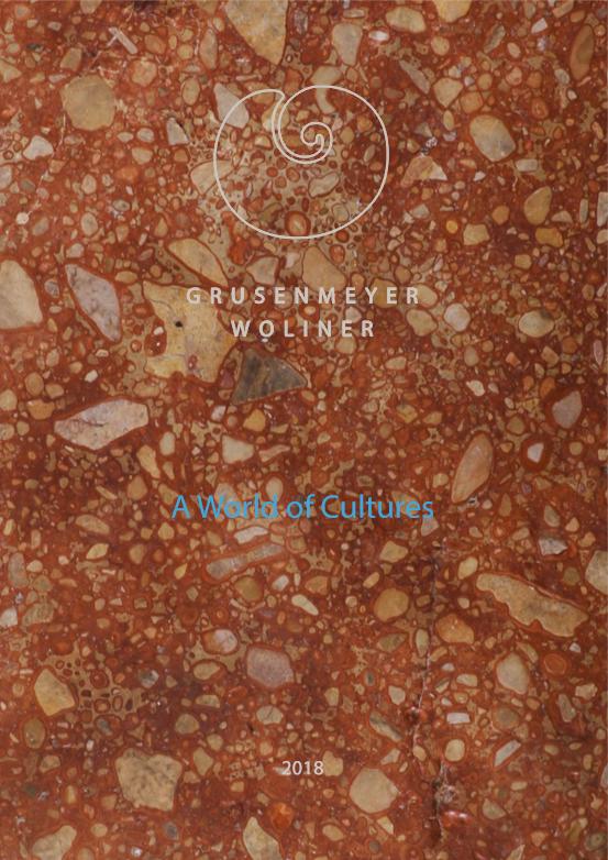 catalog BRAFA 2018 Grusenmeyer Woliner