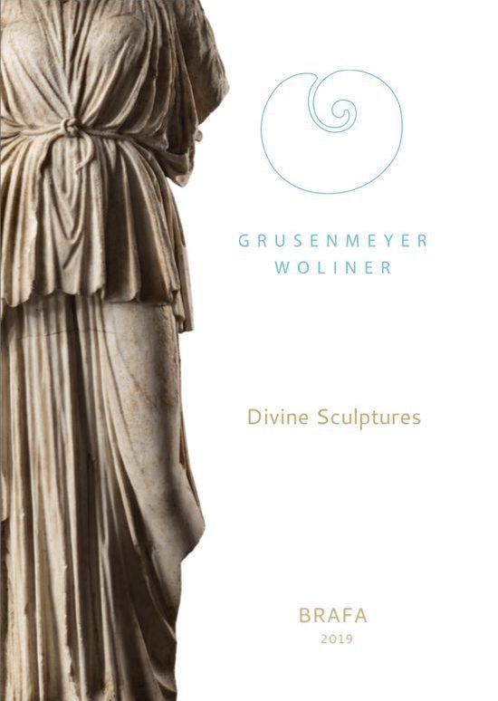 catalog BRAFA 2019 Grusenmeyer Woliner
