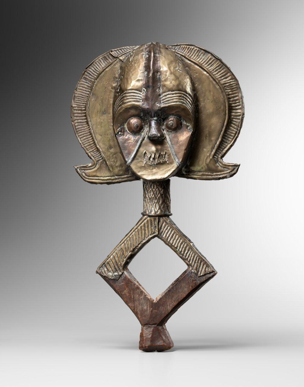 Kota-Ndasa Reliquary Figure