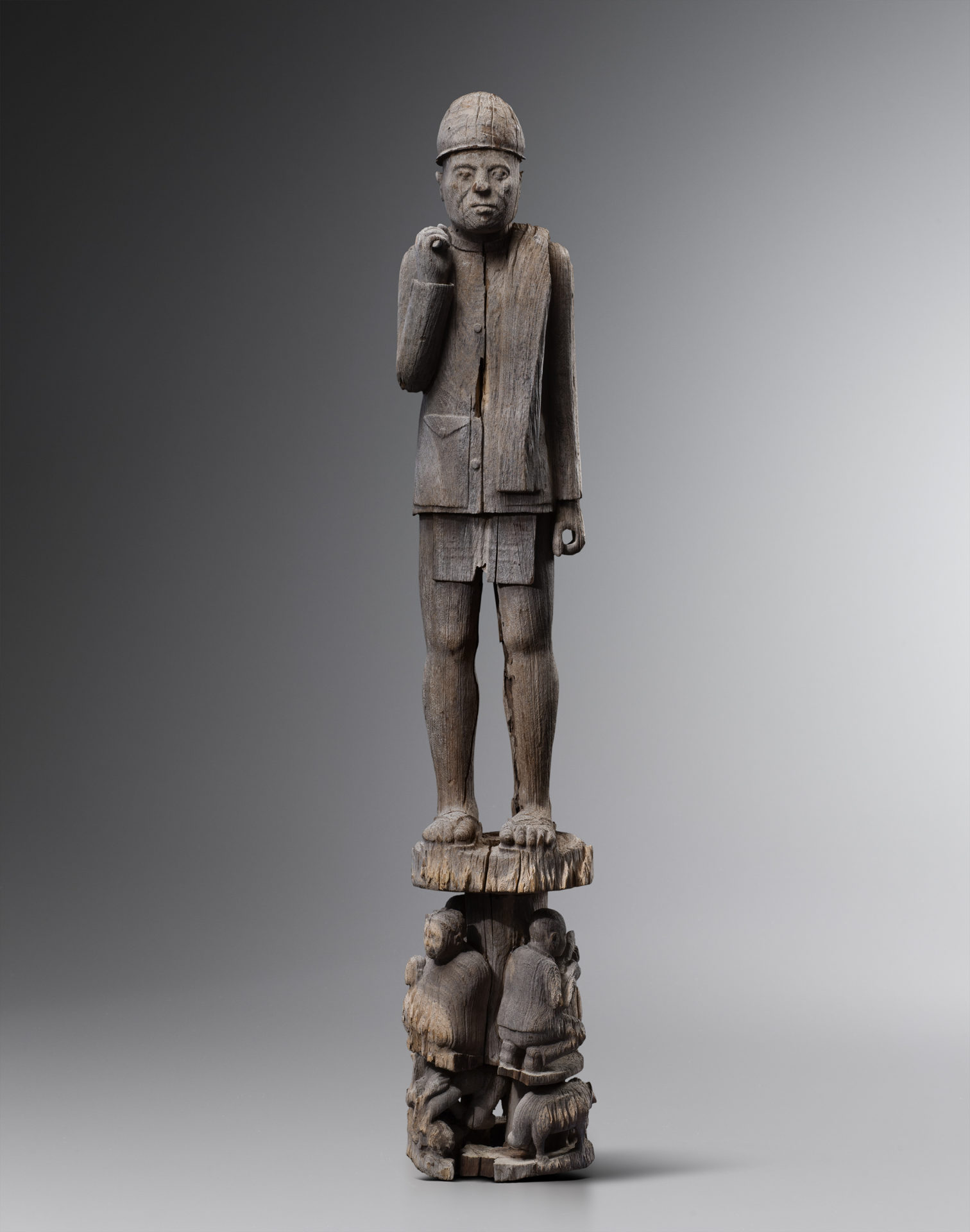 Figure of a Chief