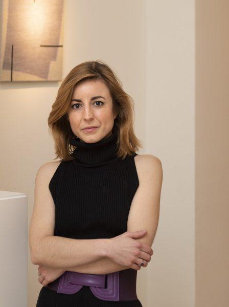 portrait of Lélia Woliner