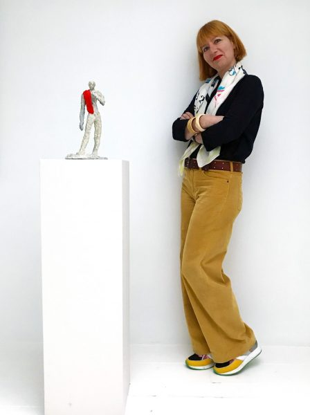 Portrait of Isabelle Grusenmeyer